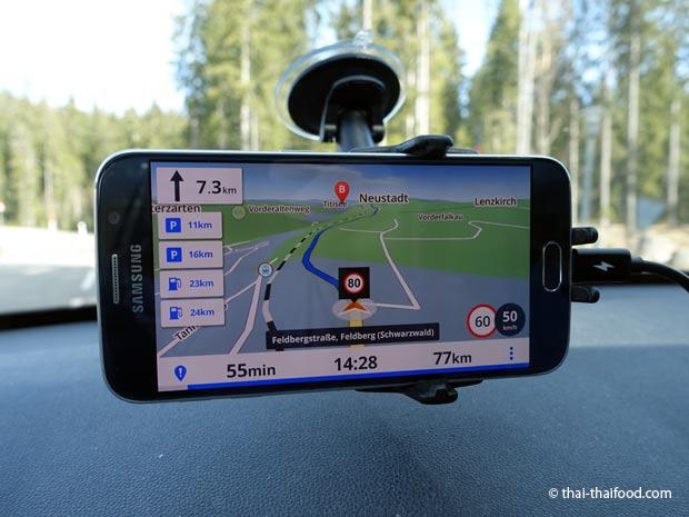 Sygic Navigations APP
