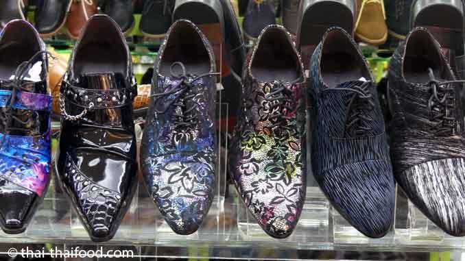 schöne Schuhe in Thailand kaufen