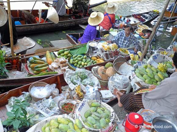 Thai Marktfrauen