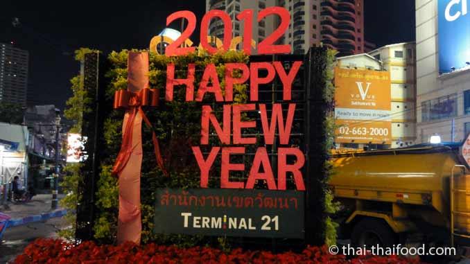 Silvester in Bangkok feiern