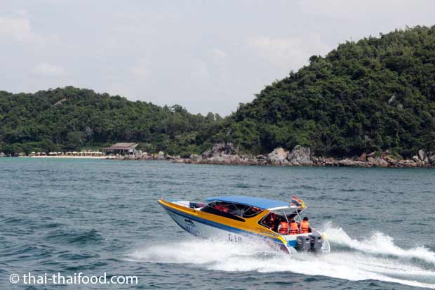 Speedboote in Thailand