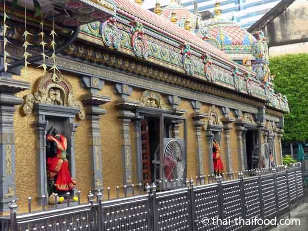 Wat Käk Tempelanlage