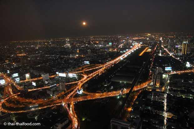 Autobahnen in Bangkok