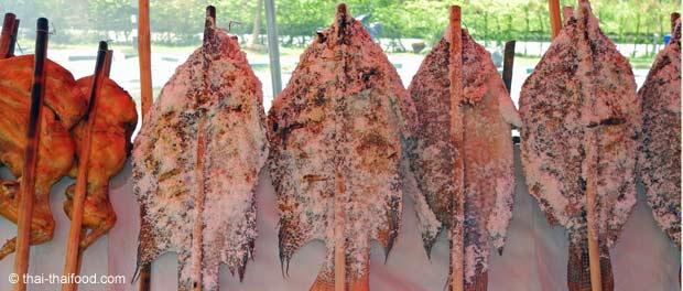 Thailändischer Stockfisch
