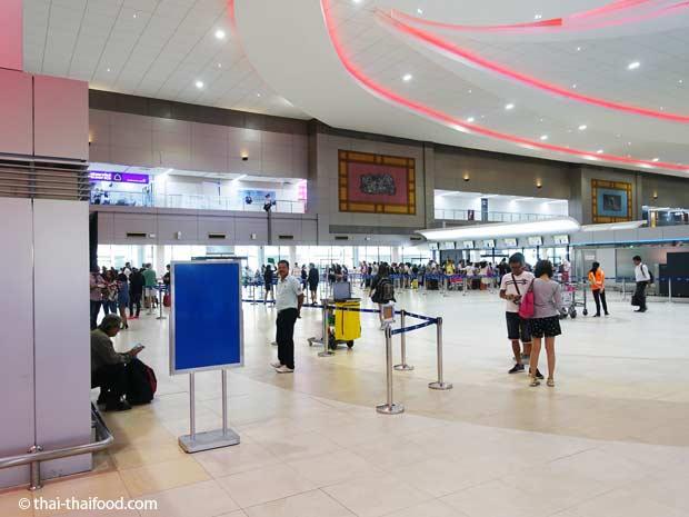 Don Mueang Flughafen Terminal 2 für nationale Flüge
