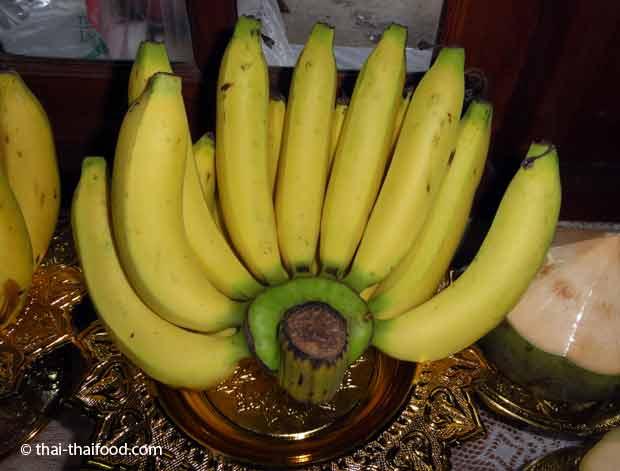 Thai Bananen
