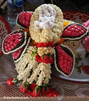 Blumengesteck Thailand