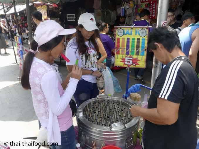 Thai Eis am Stiel kaufen