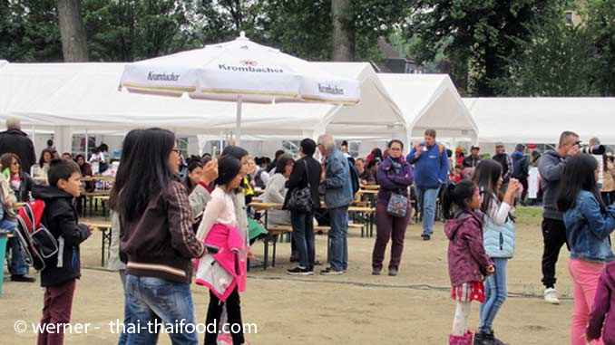 Thai Food Festival Eschweiler 2018