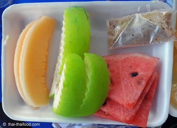 Fruchtmix mit Guave
