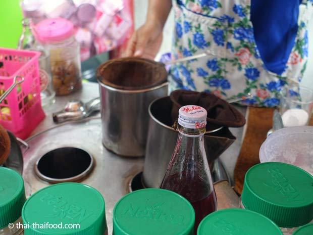 Oliang Zubereitung