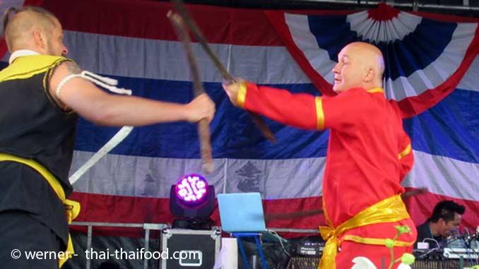 Thai Kampfkunst Eschweiler