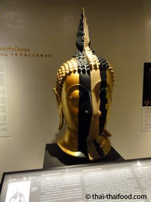 Kunstwerk im Yaowarat Chinatown Heritage Center