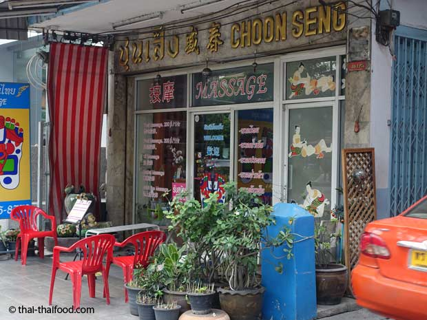 THai Massagesalon Bangkok