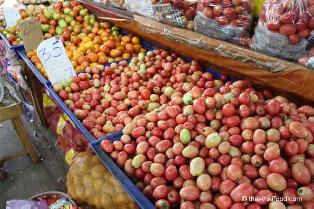 Thailändische Tomatensorten