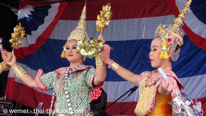 Thai Volkstänze