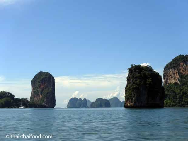 Thai Inseln