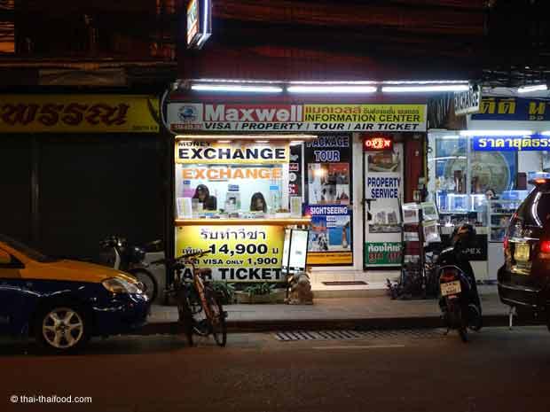 Thailand Währung - Geld wechseln in Thailand