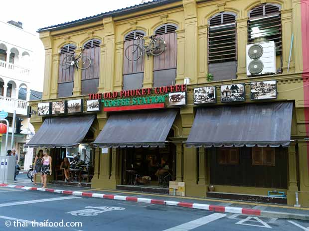 Kaffee Station Phuket old town