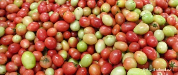 Die Thai Tomate