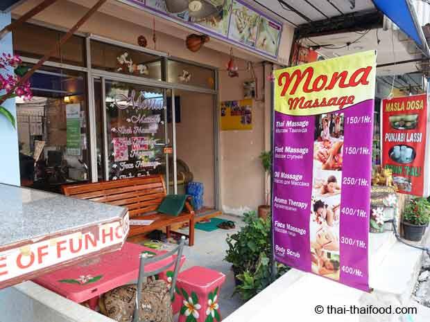 Thai Massage in Pattaya