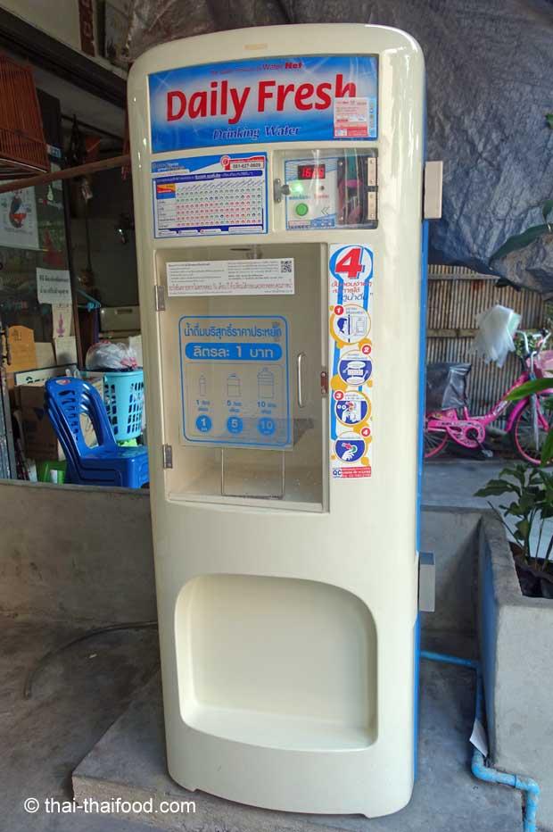 Wasseraufbereitung Thailand