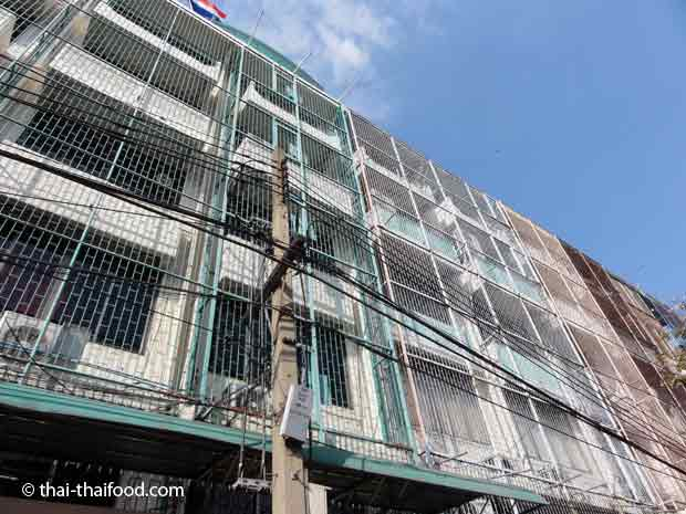 Geschützte Wohnungen Bangkok