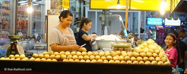 Mango mit Klebreis kaufen