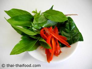 Thai Würzblätter