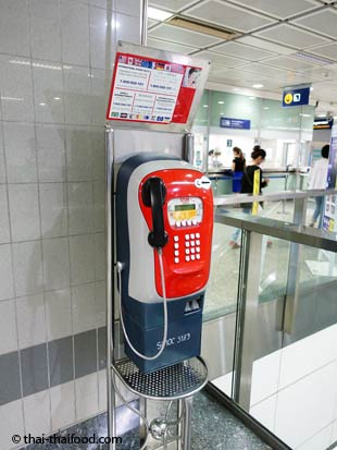 Vorwahl Thailand und Städte Telefonvorwahlen  Thailand