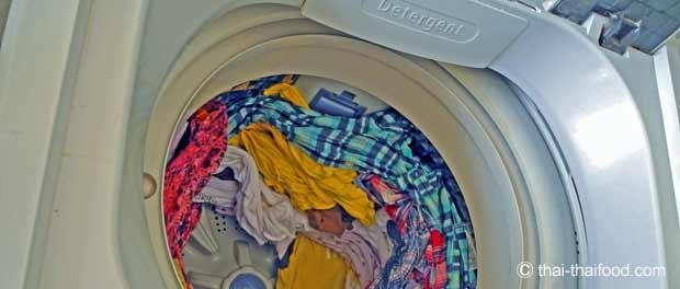 Thai Waschmaschine