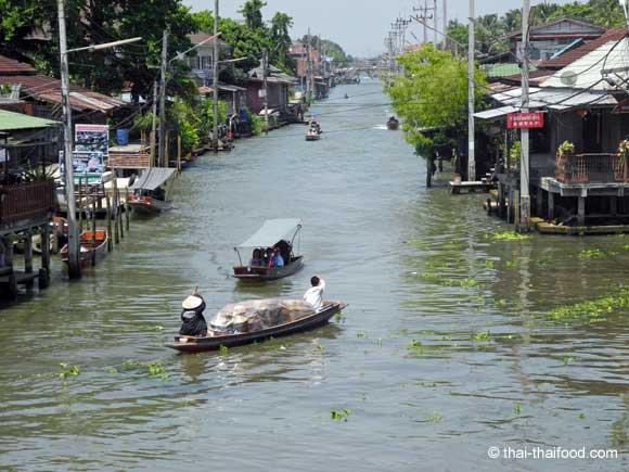 Khlong Damnon Saduak