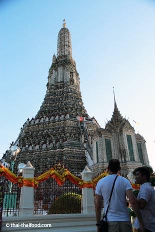Bangkok Wat Arun am Chao Phraya