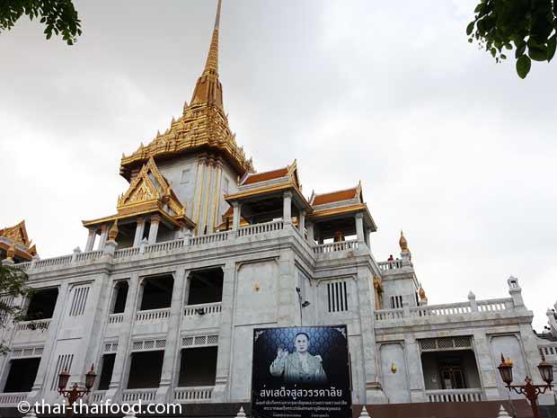 Phra Maha Mondrop des Wat Traimit Bangkok