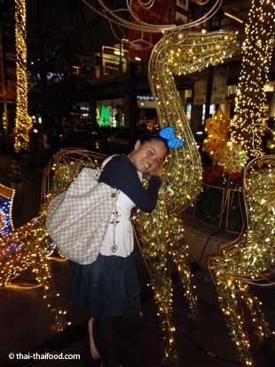 Weihnachten in Bangkok