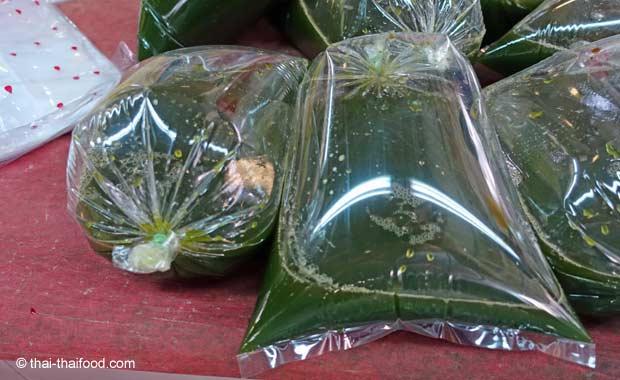 Yanangwasser zum Kochen