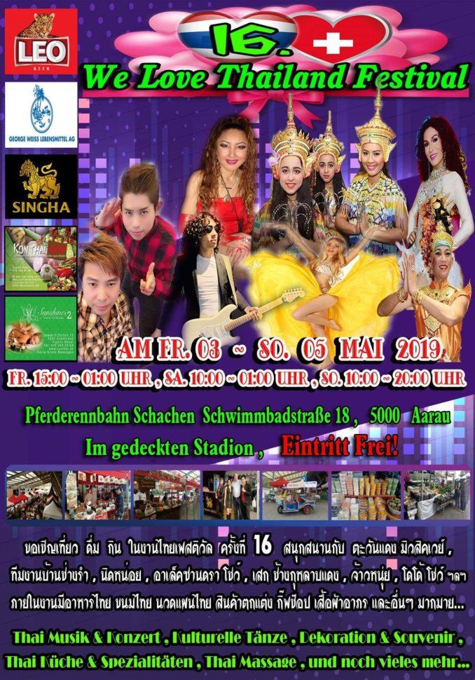 Thai Festival Aarau 2019