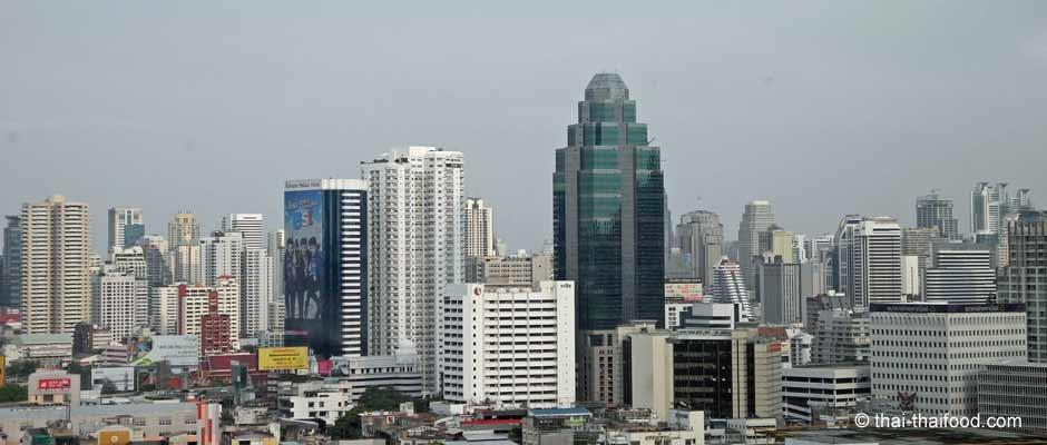 Die Stadtteile von Bangkok