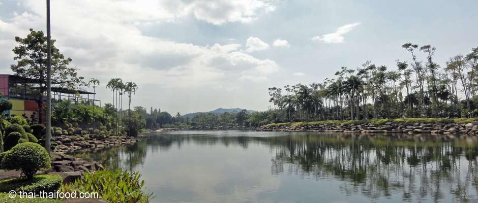 Nong Nooch tropischer Garten