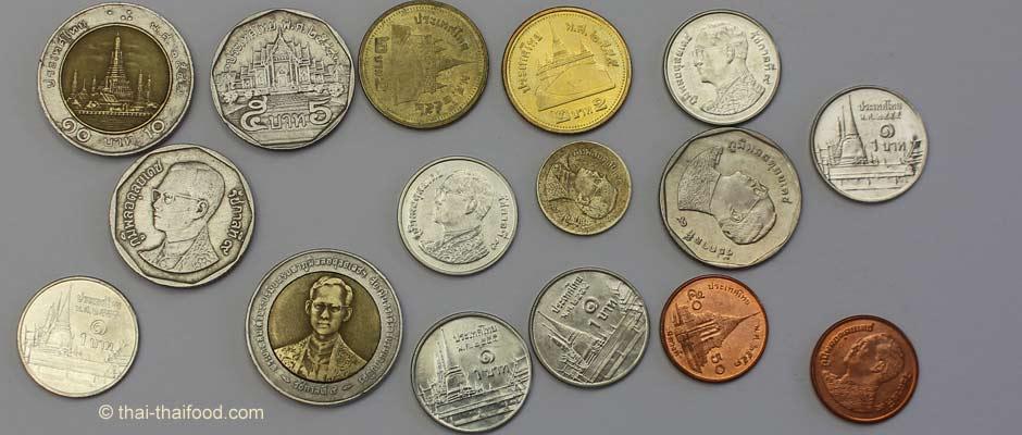 Trinkgeld in Thailand