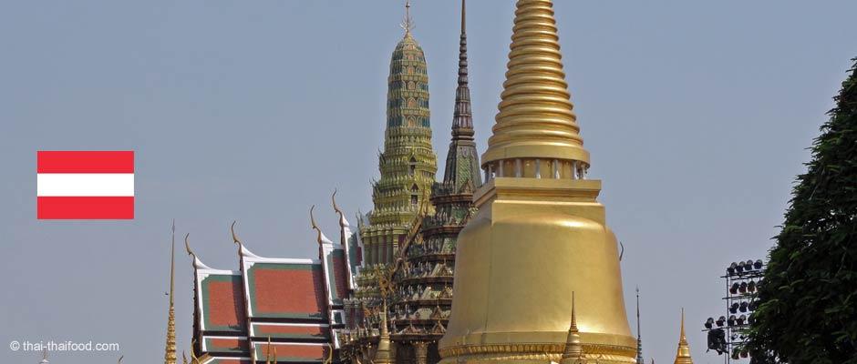Botschaft Östereich in Bangkok