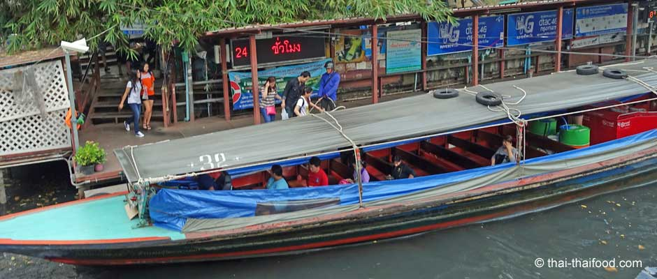 Khlong Busbook Bangkok