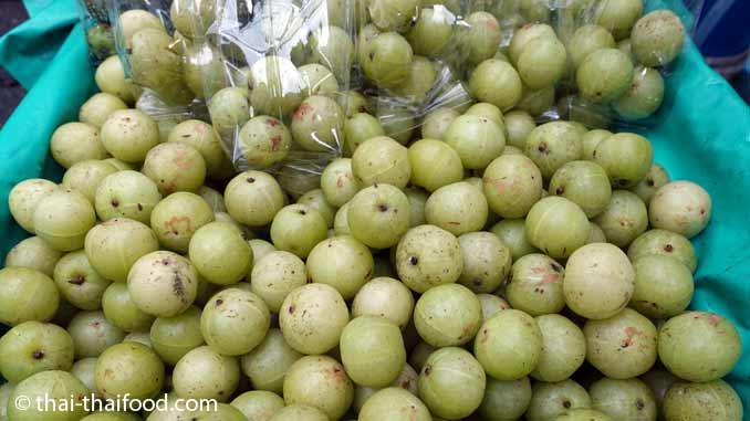 Indische Stachelbeere - Amla Frucht kaufen