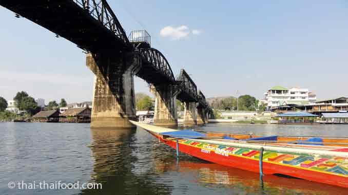 Die Brücke am River Kwai