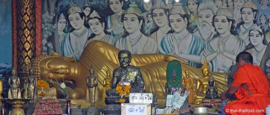 Buddhistisches Fest Asalha Puja