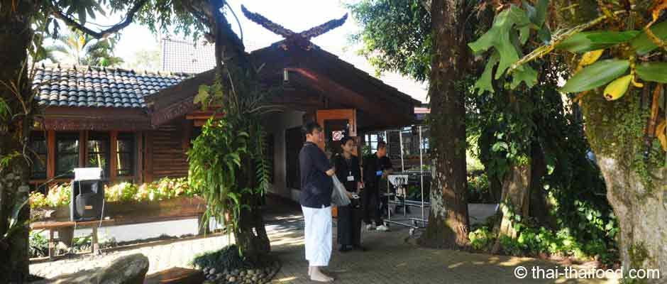 Die königliche Villa Doi Tung