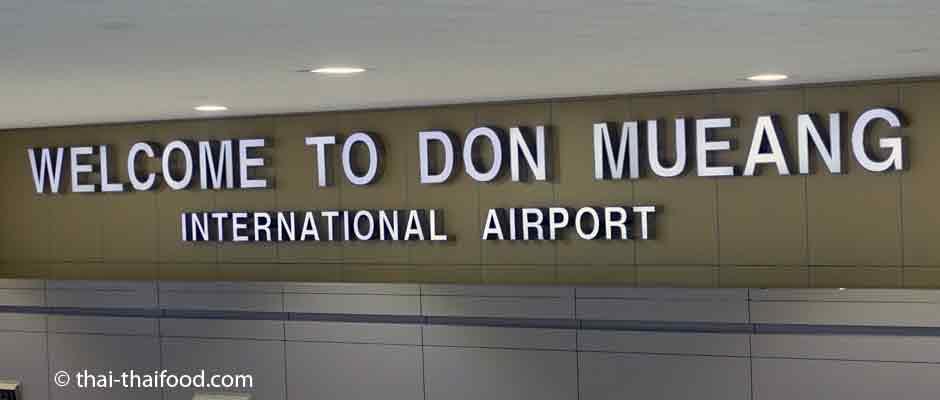 Flughafen Don Mueang