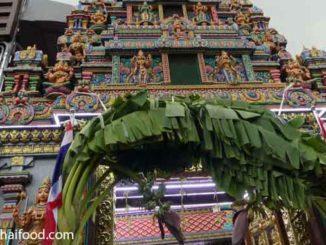 Indischer Tempel Bangkok