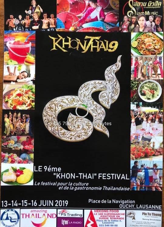 9ème festival Khonthai