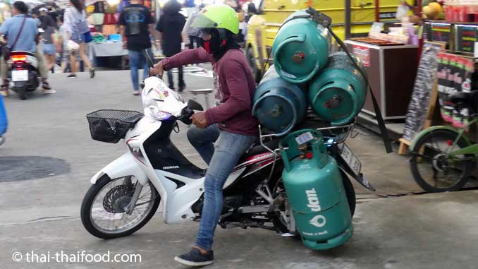 Gas in Thailand